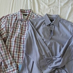 BANANA REPUBLIC M button downs